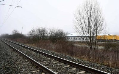 Contracted concrete delivery for the railway construction project Križevci – Hungary border