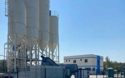 New concrete plaint in Koprivnički Ivanec is operational